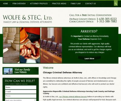 Illinois Criminal Defense Lawyers