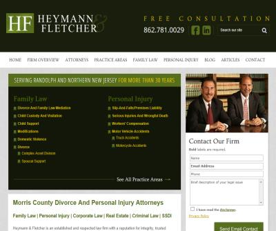 Randolph Nj Personal Injury Attorneys