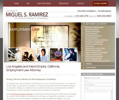 Los Angeles Employment Law Attorneys