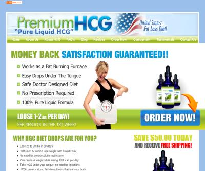 HCG Weight Loss - BuyHCGDietDrops
