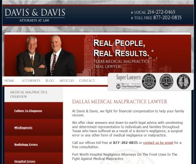 Dallas Hospital Negligence Lawyers