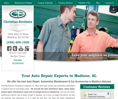 Christian Brothers Automotive - Madison