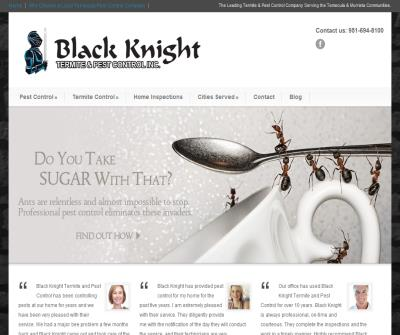 Black Knight Termite and Pest Control
