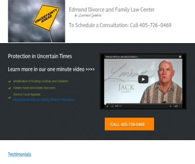 Edmond Divorce and Family Law Center