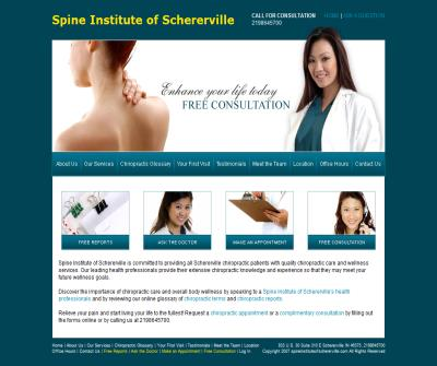 Spine Institute of Schererville