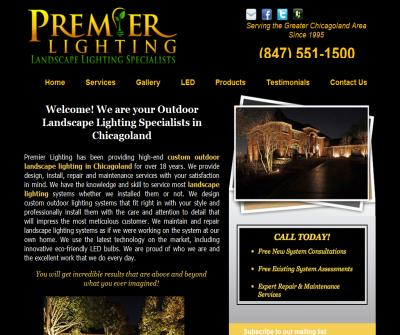 Premier Lighting Chicagoland