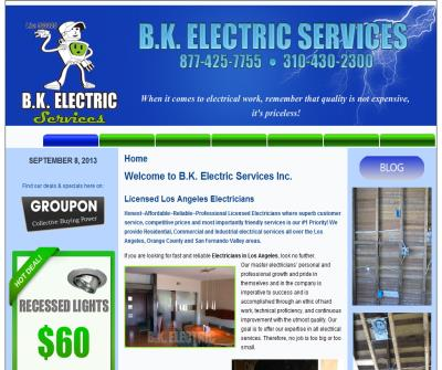 B.K. Electric Services