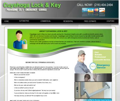 Cuyahoga Lock & Key
