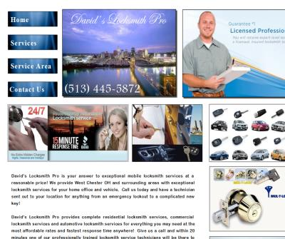 David's Locksmith Pro