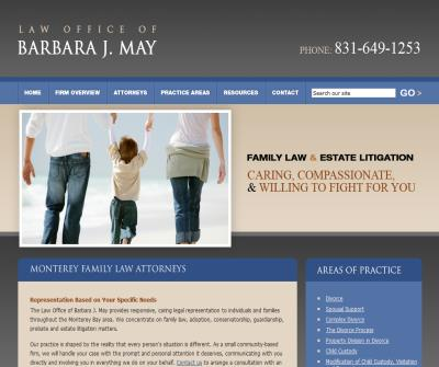 Monterey CA Family Law Divorce Attorney