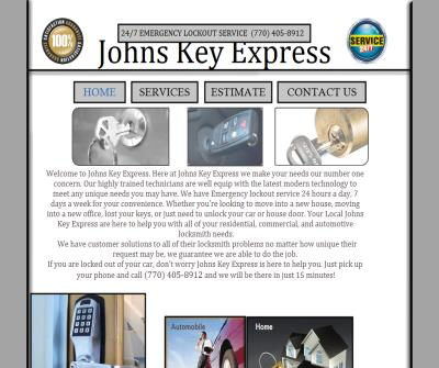 Johns Key Express