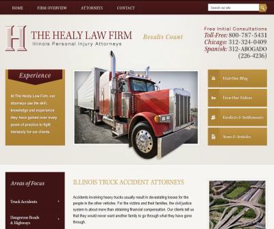 Fatal Truck Accident Attorneys Chicago