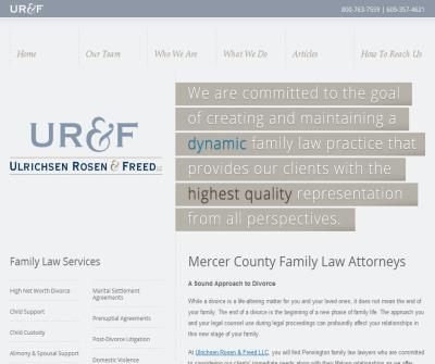 Ulrichsen Rosen & Freed LLC