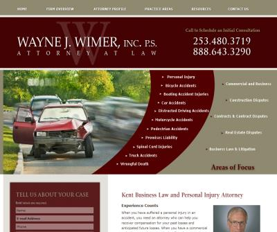 Federal Way Personal Injury Lawyer