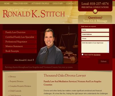 Thousand Oaks Divorce Attorney
