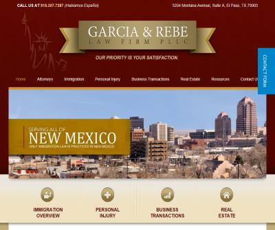 Garcia & Rebe Law Firm, PLLC