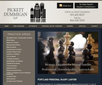 Oregon Personal Injury Attorneys