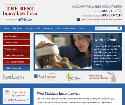 Kalamazoo Car Accident Attorney