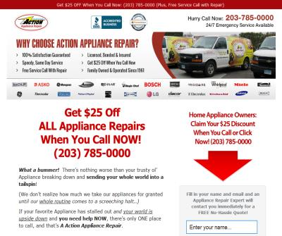 Action Appliance Repair