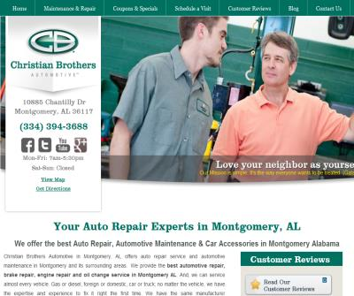 Christian Brothers Automotive - Montgomery