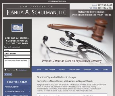 Law Offices of Joshua A. Schulman, LLC