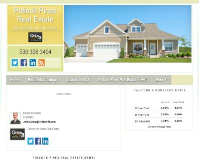 Pollock Pines Real Estate