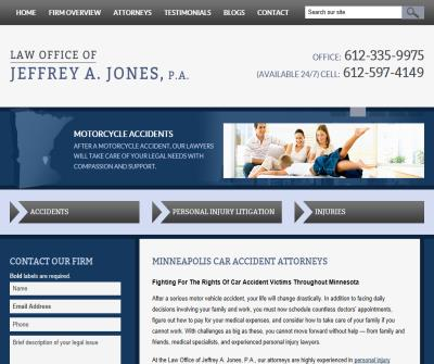 Minneapolis Car Accident Attorneys