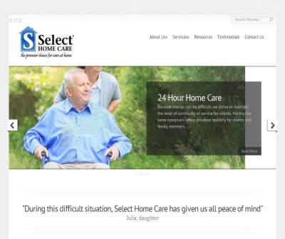Select Home Care San Diego
