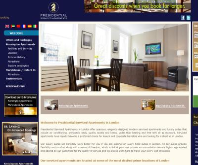 Serviced Apartment Kensington