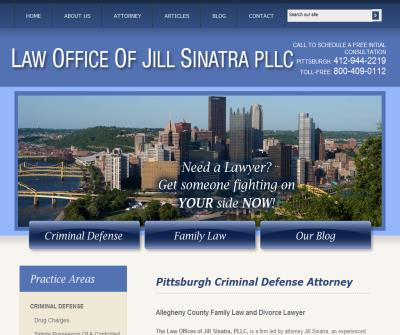 Pittsburgh Criminal Law Attorney