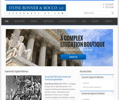 New York Securities Fraud Attorneys