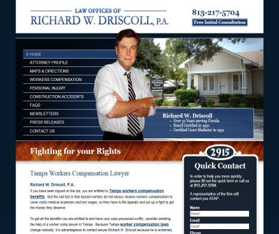 Law Offices of Richard W. Driscoll, P.A.