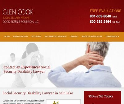 Social Security Disability Attorney Salt Lake City