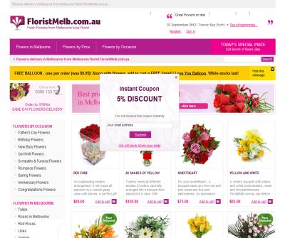 Florist Melb - Same Day Flower Deliveries in Melbourne