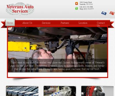 Veterans Auto Services