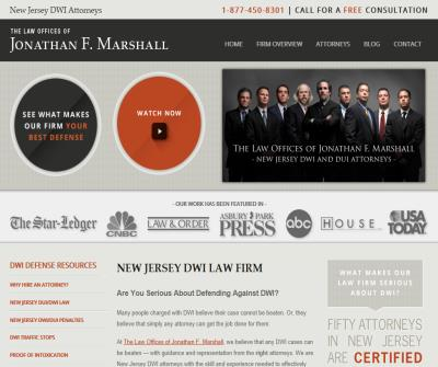 Criminal Defense Attorney New Jersey