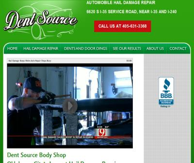 Dent Source Body Shop