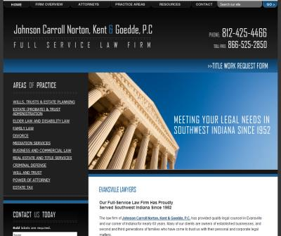 Elder Law And Estate Planning Law Firm In Evansville IN