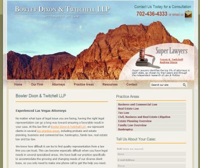 Henderson Bankruptcy Attorney