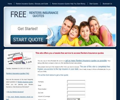 Renters Insurance for Southern California