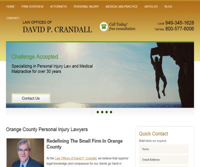 Orange County Personal Injury Attorneys