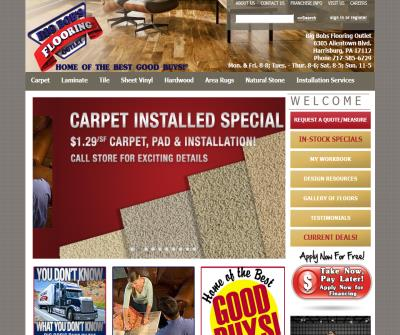 Big Bobs Flooring Outlet