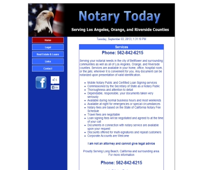 Notary Public Long Beach, CA