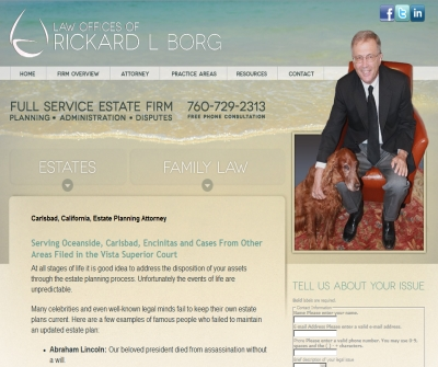 The Law Offices of Rickard L. Borg