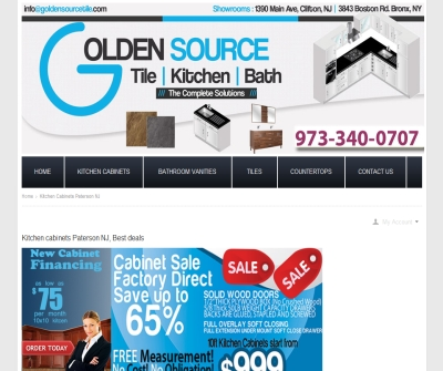 Golden Source Tile Paterson