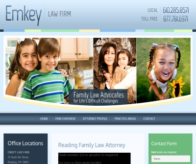 Reading PA Family Law Attorney