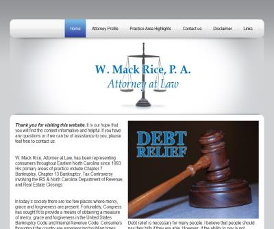 Bankruptcy & Tax Lawyer