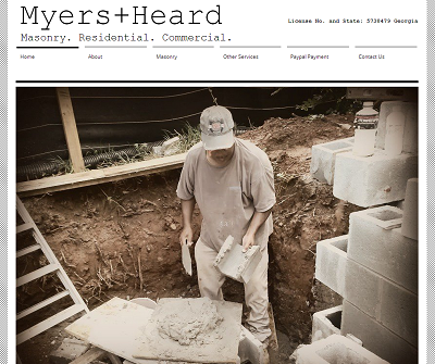 Myers & Heard Masonry in Atlanta