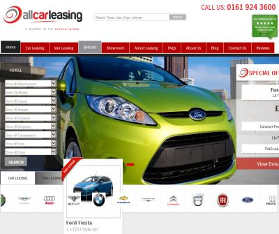 All Car Leasing | Personal & Business Car Leasing & Contract Hire UK