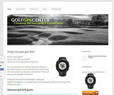 Golf GPS Center
